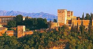 Granada, um acervo histórico no sul da Espanha