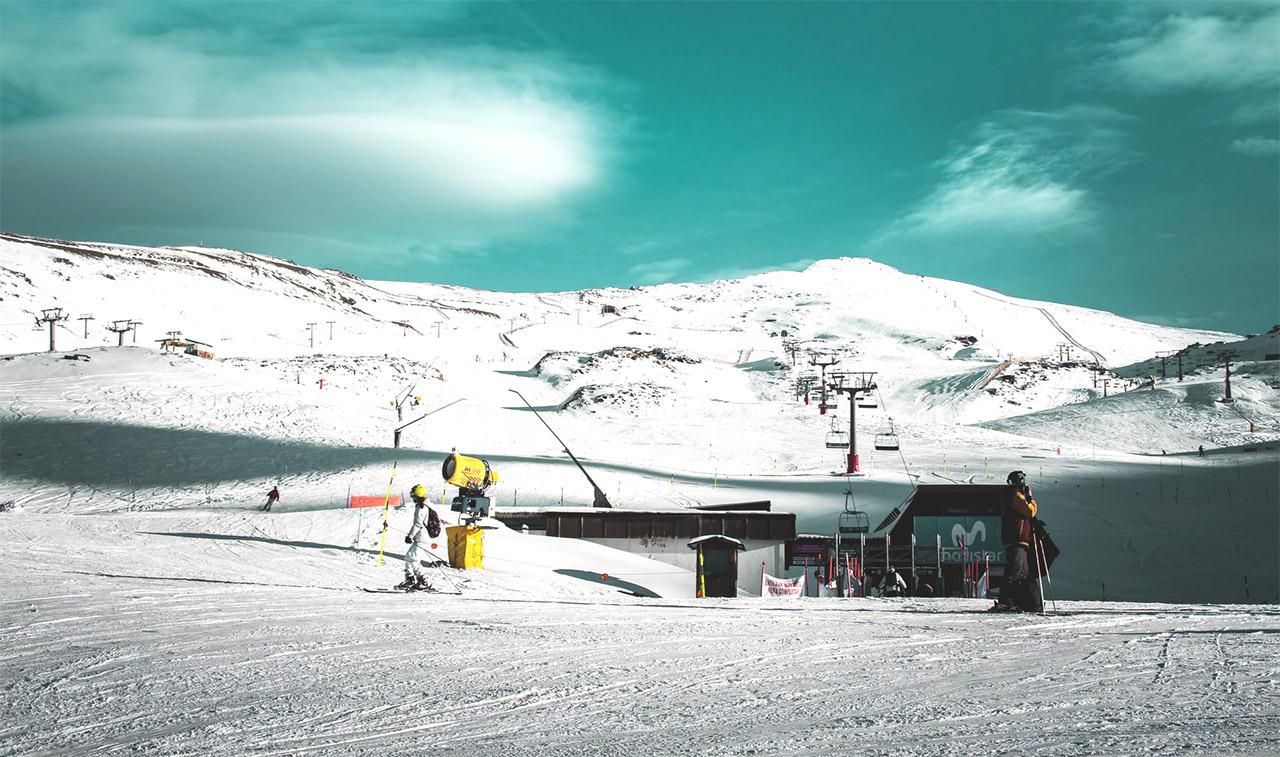 Estação de Sierra Nevada