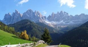 Quer conhecer os Alpes Europeus? Viaje para Bressanone, Itália