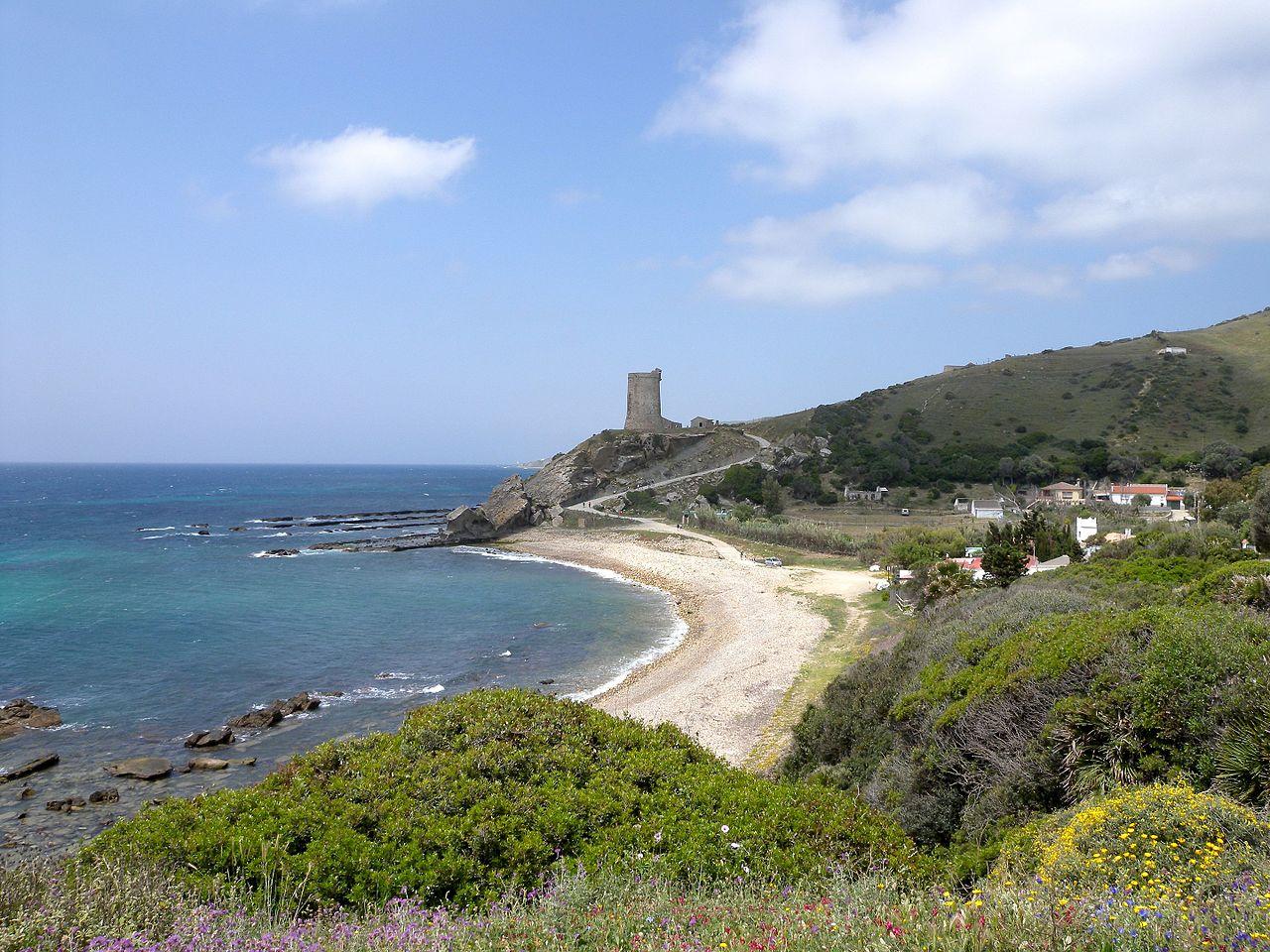 pontos turísticos de Tarifa