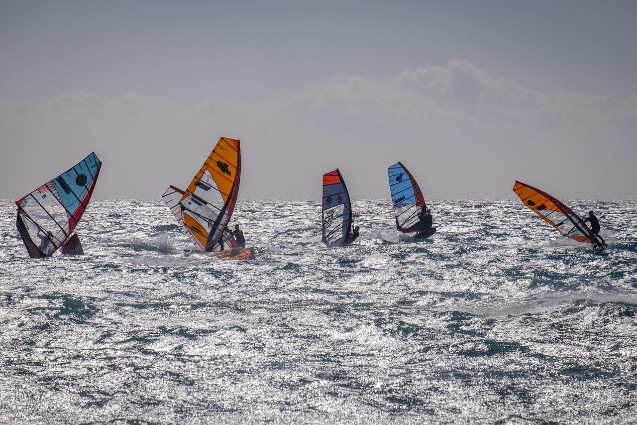 Windsurf em Tarifa