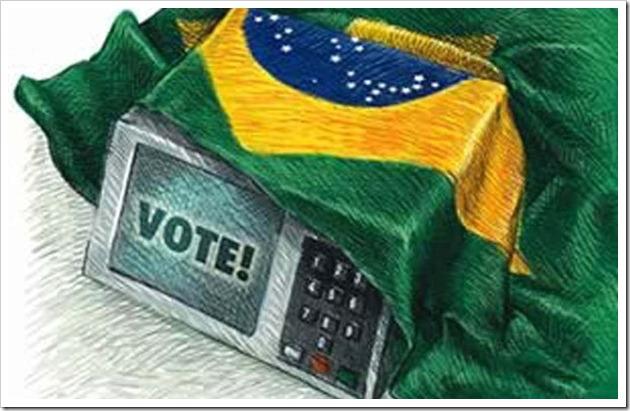 Como justificar voto no exterior