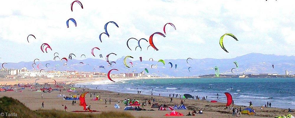 Kitesurf em Tarifa