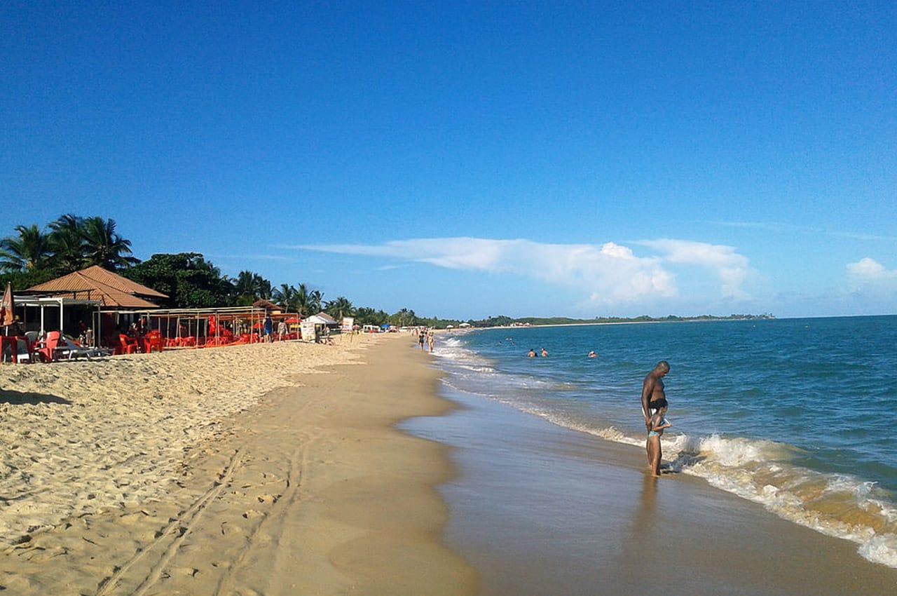 praias bonitas nordeste