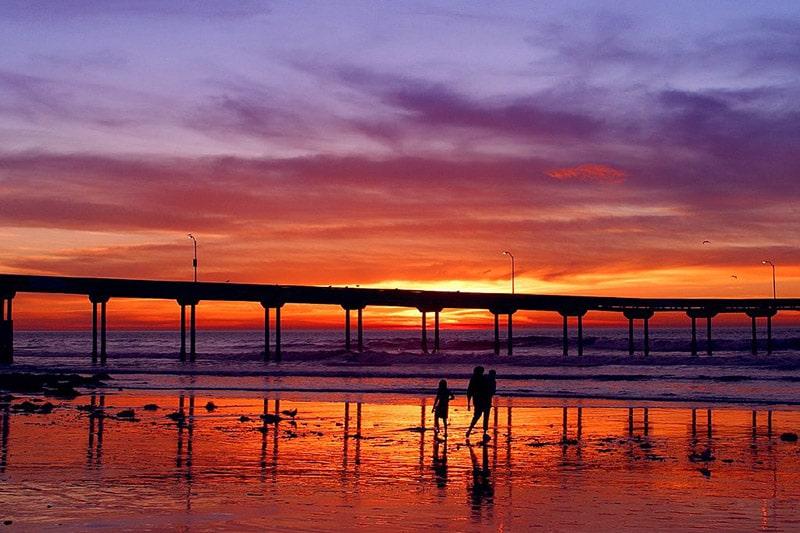 O que fazer em Ocean Beach / San Diego