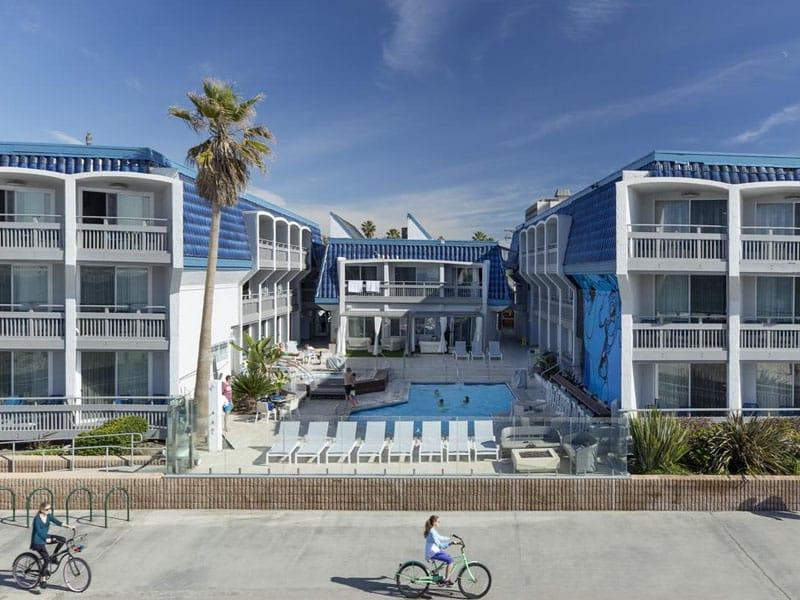 Hotéis em Pacific Beach
