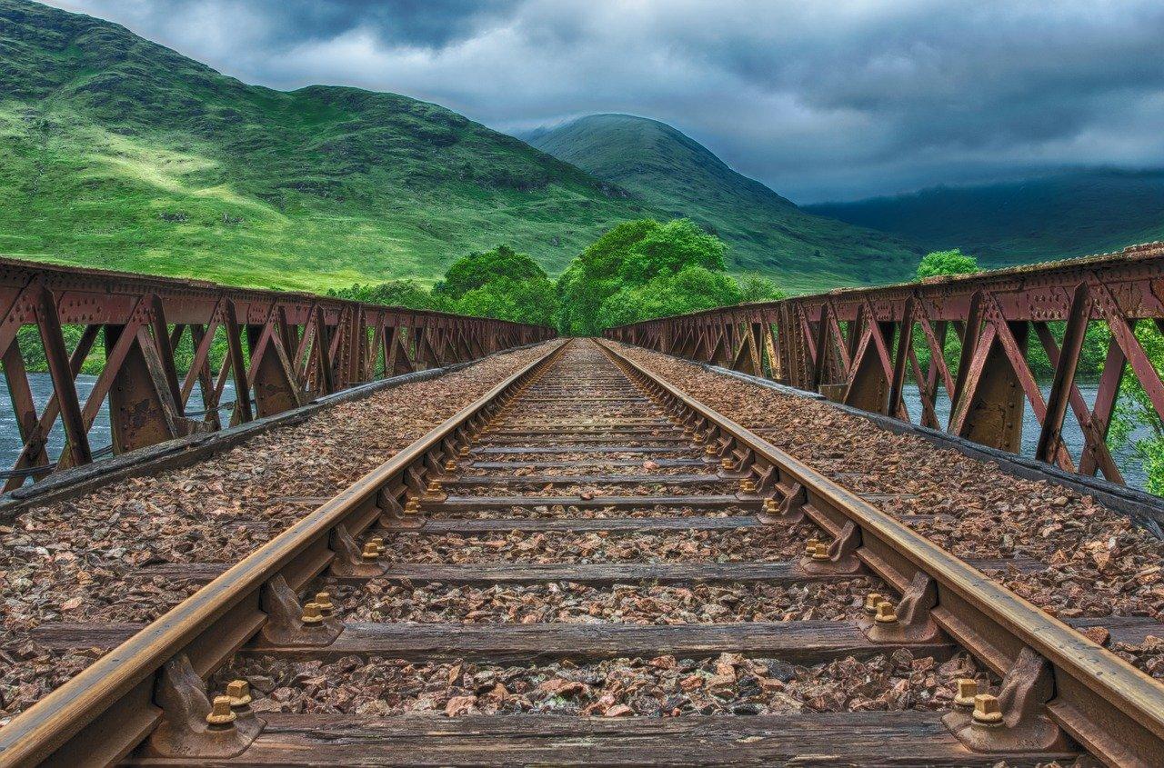 transporte trem viagem