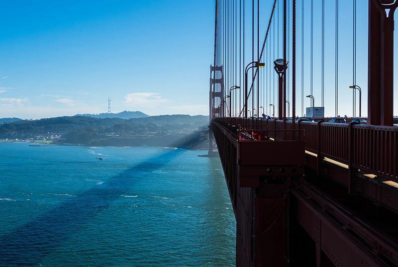 Quanto custa uma viagem de carro pela Califórna