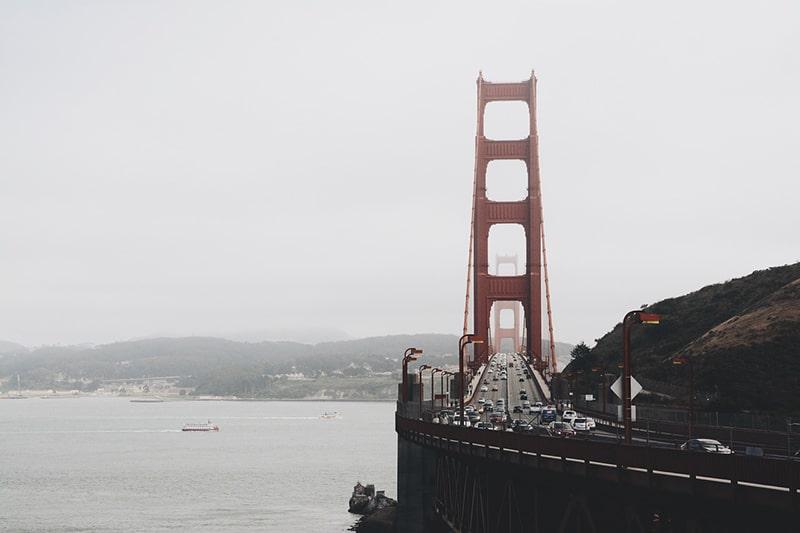 Como ir de São Francisco para San Diego de carro