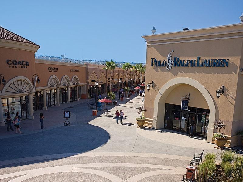 Outlet mais famoso de San Diego