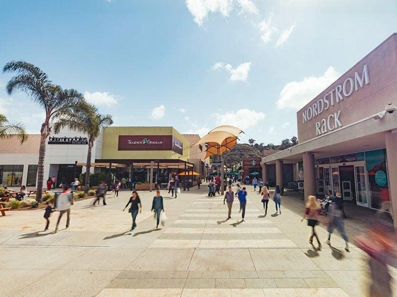 Onde fazer compras em San Diego