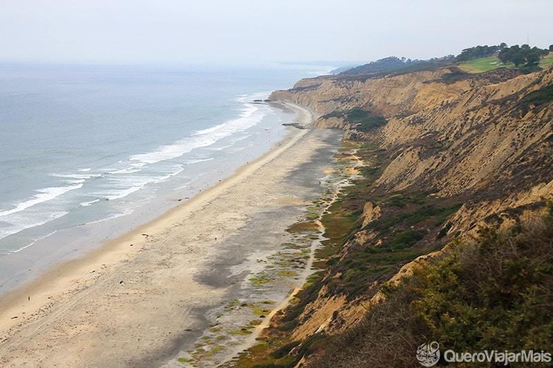 Blog de turismo na Califórnia