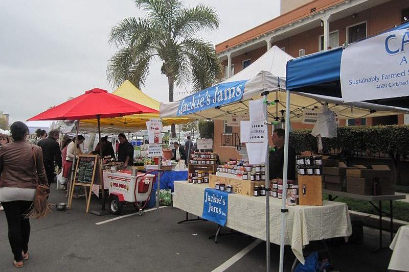Little Italy, famoso bairro de San Diego