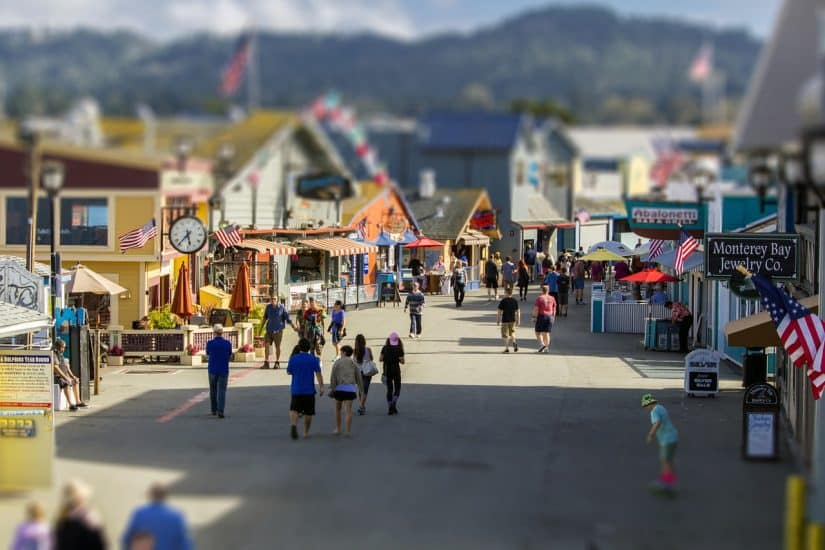 Monterey, eua