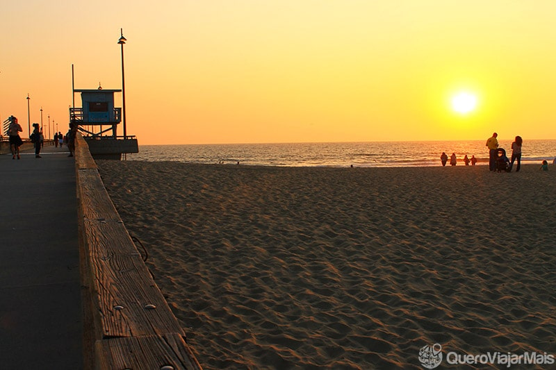 O que fazer na costa da Califórnia