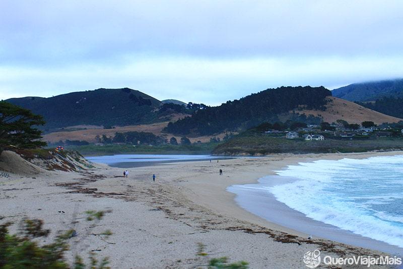 Roteiro de carro pela costa oeste da Califórnia