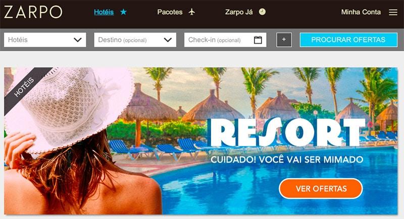 Zarpo Viagens: Pacotes, Resorts e Hotéis