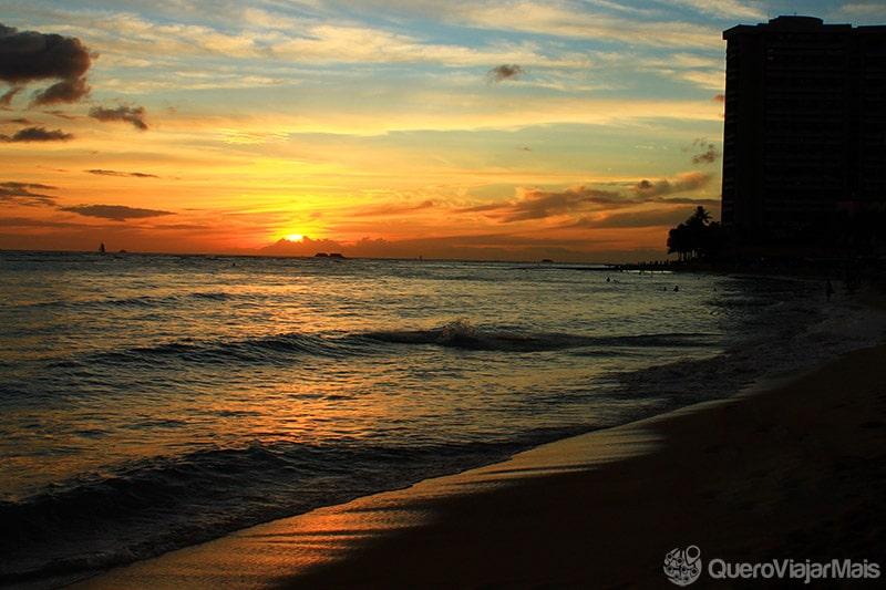 Melhores praias de Oahu