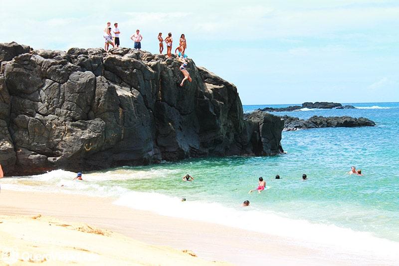Praia no North Shore / Oahu