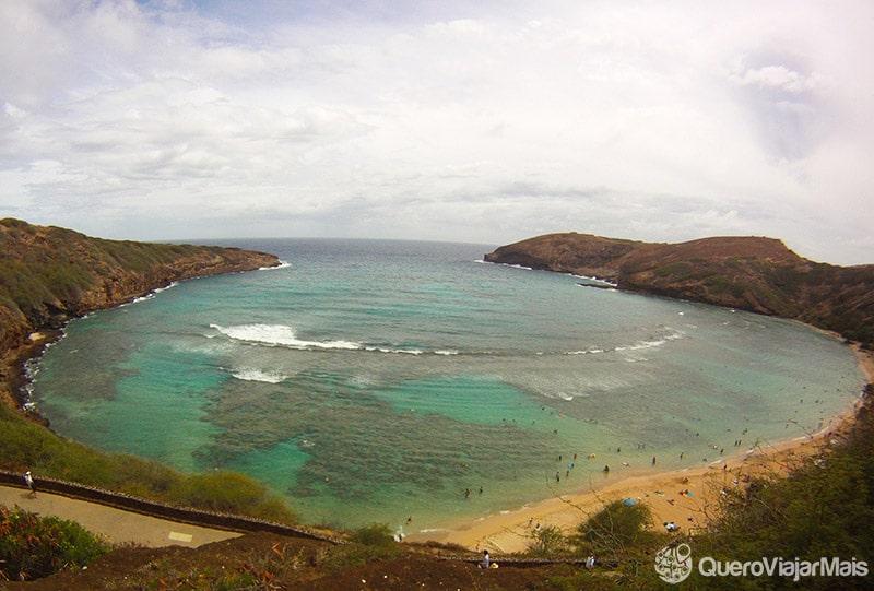 Dicas sobre praias no Hawaii