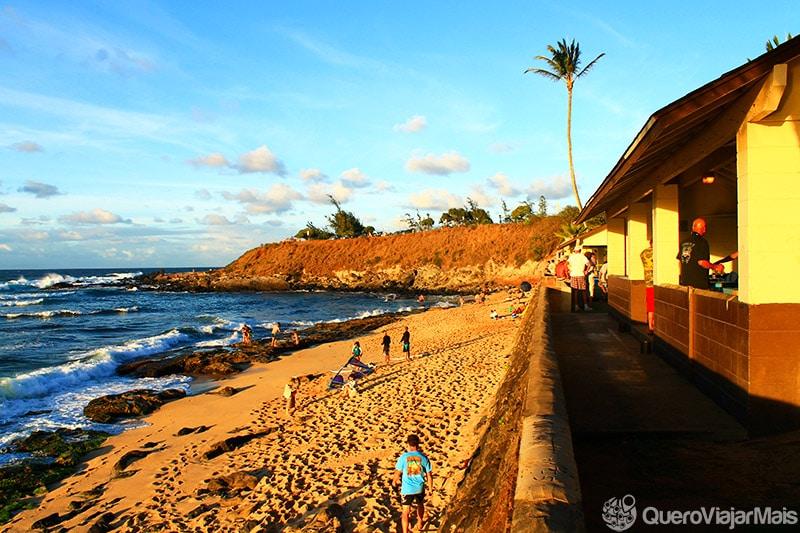 Melhores praias do Havaí