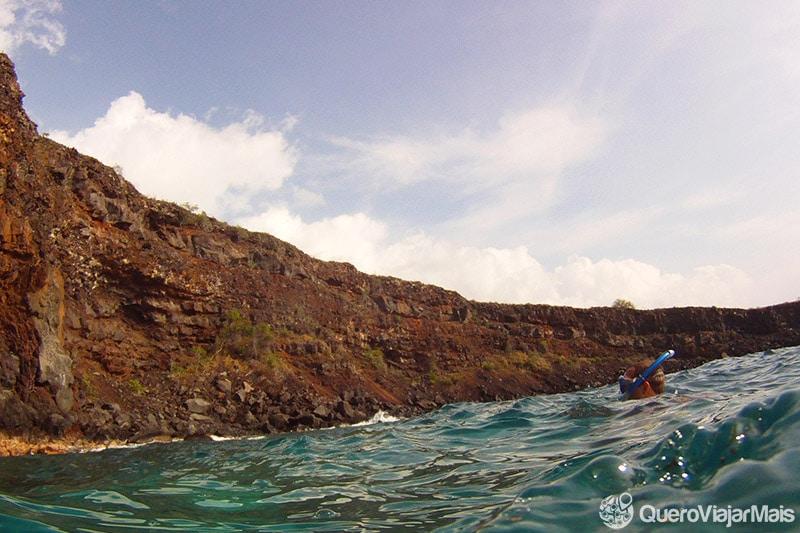 Melhores pontos para mergulhar em Big Island