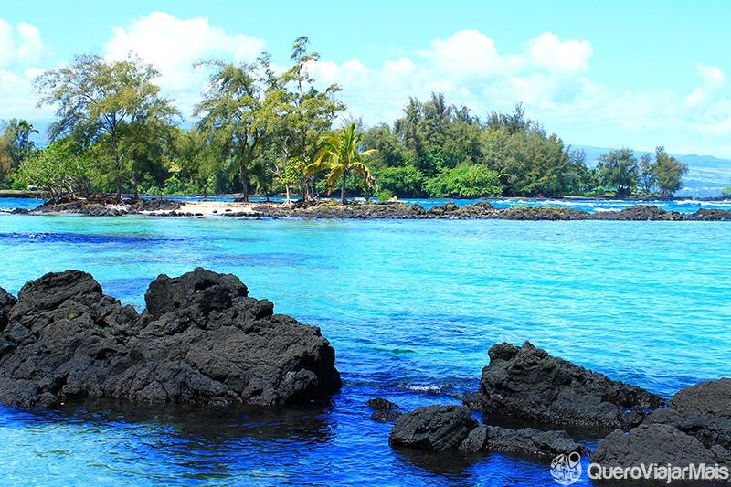 Praia mais bonita do Hawaii