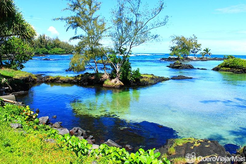 Praia mais linda do Hawaii