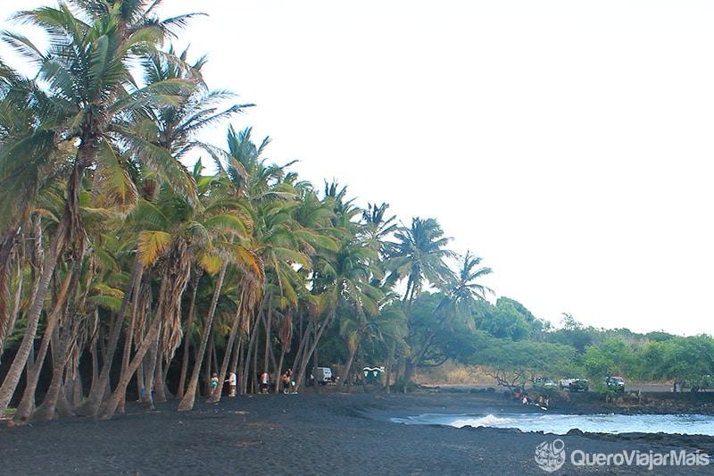 Praias do Hawaii / Big Island