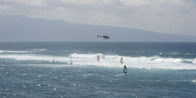 Windsurf no Havaí
