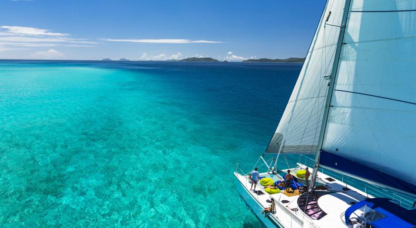 Alugar barco em Fiji
