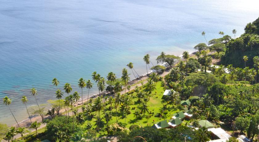 Hospedagem em Fiji