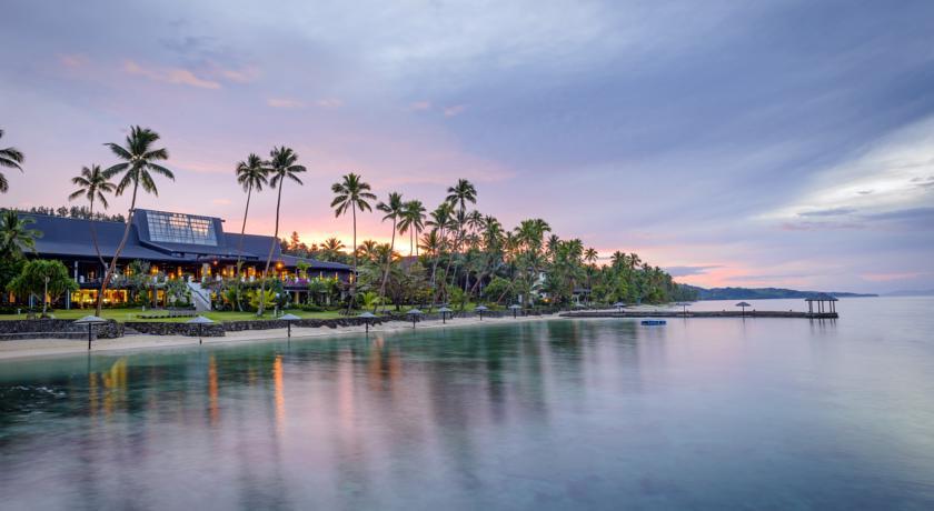 Melhores hotéis em Fiji