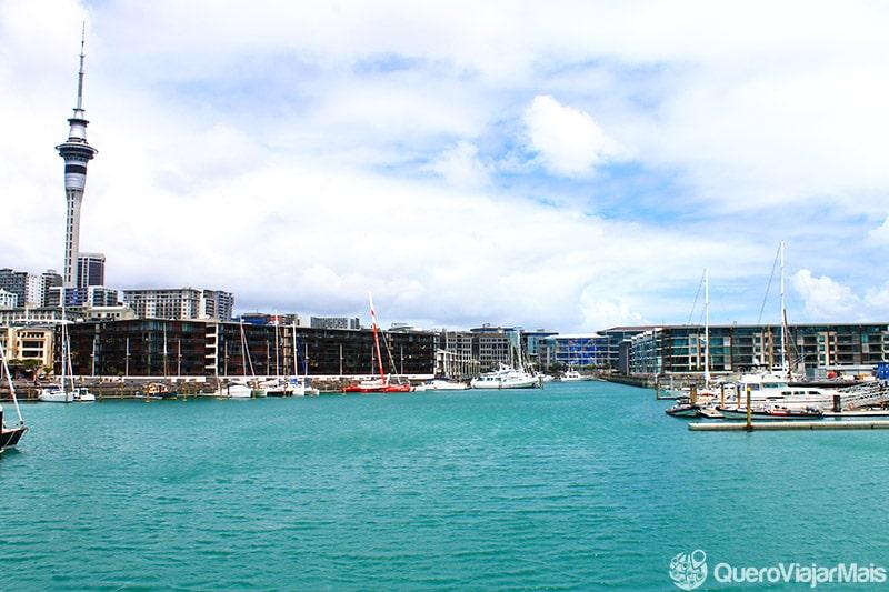 Nova Zelândia o que ver