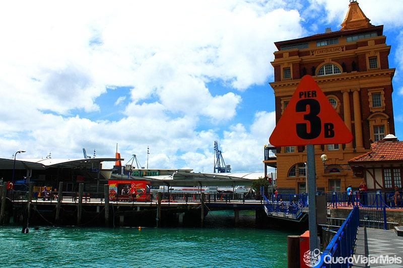 Passeios de barco em Auckland