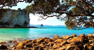 Praias mais bonitas da Nova Zelândia