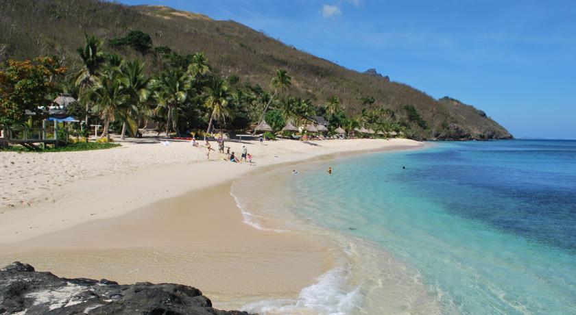 Resort econômico e barato em Fiji
