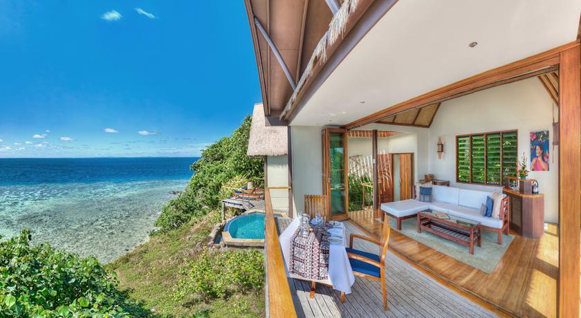 Resort para lua de mel em Fiji
