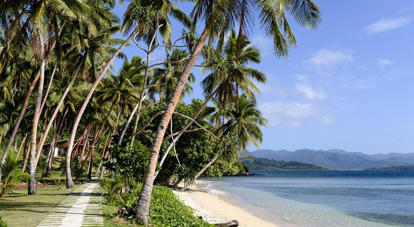 Resorts de mergulho em Fiji