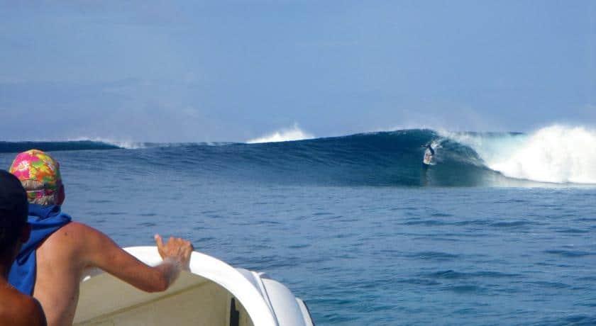 Trips de surf em Fiji