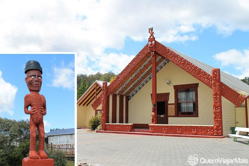 Cultura e tradições Maori
