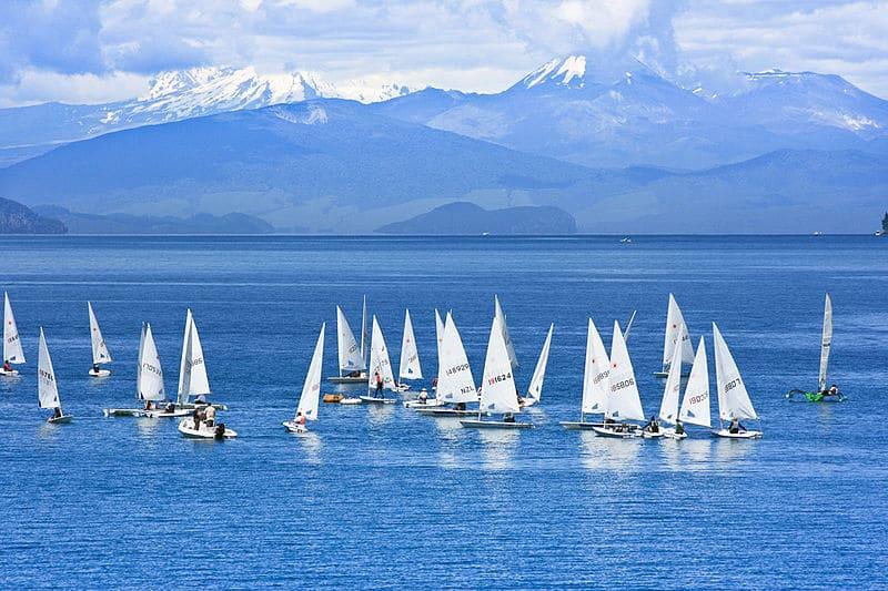 O que fazer em Lake Taupo