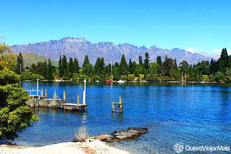 Lago Wakatipu / Queenstown