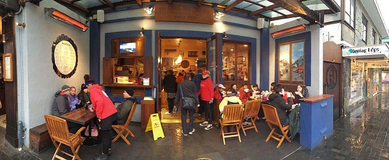 Onde comer em Queenstown