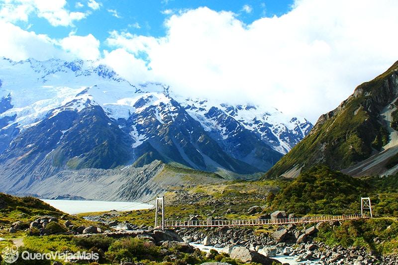 O que fazer em Mount Cook