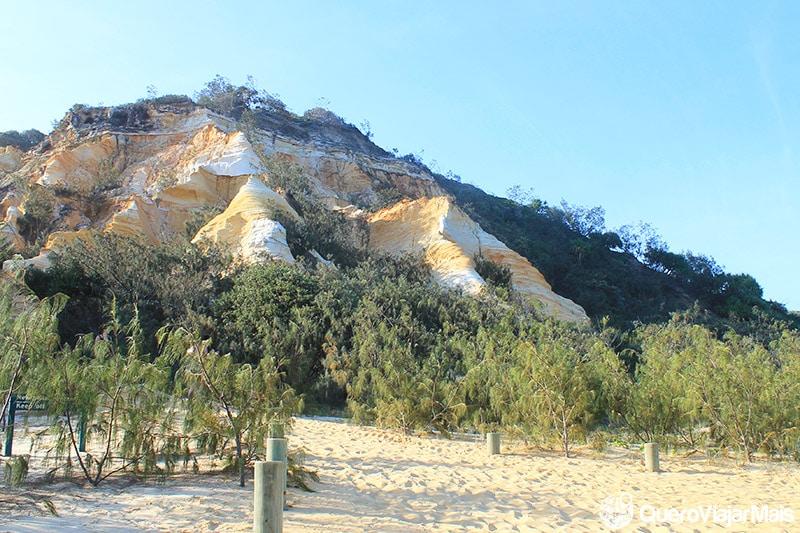 Atrações de Fraser Island