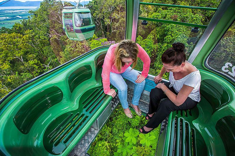 Dicas e turismo em Cairns
