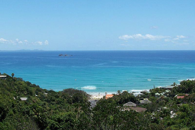 Melhores praias de Byron Bay