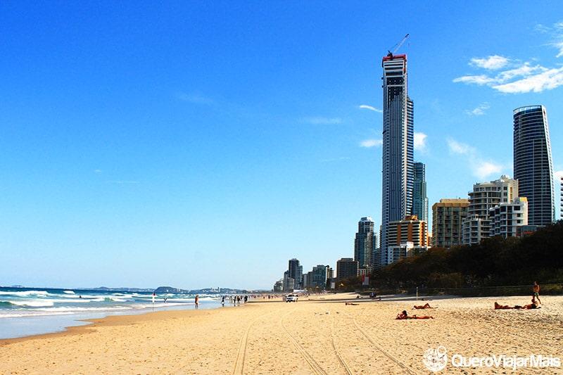 Turismo na costa leste da Austrália