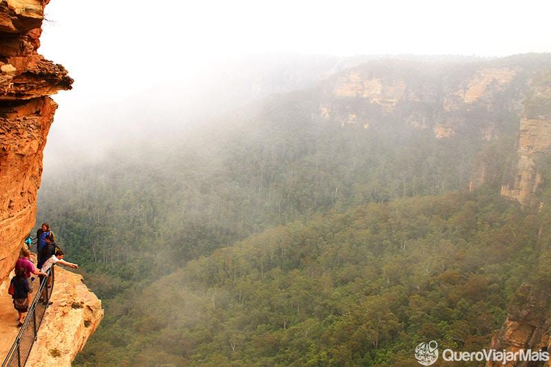 Turismo nas Blue Mountains